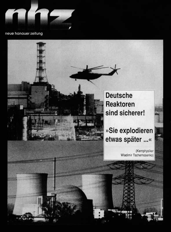 deutsche Reaktoren sind sicher