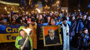 Ukraine - Demokratische Impressionen (1)