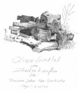 Olivenfriedhof